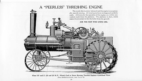 THE GEISER MANUFACTURING COMPANY, INC. PEERLESS 1910, E-BOOK