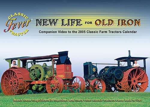 NEW LIFE FOR OLD IRON DVD