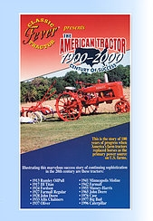 AMERICAN TRACTOR CENTURY OF SUCCESS DVD