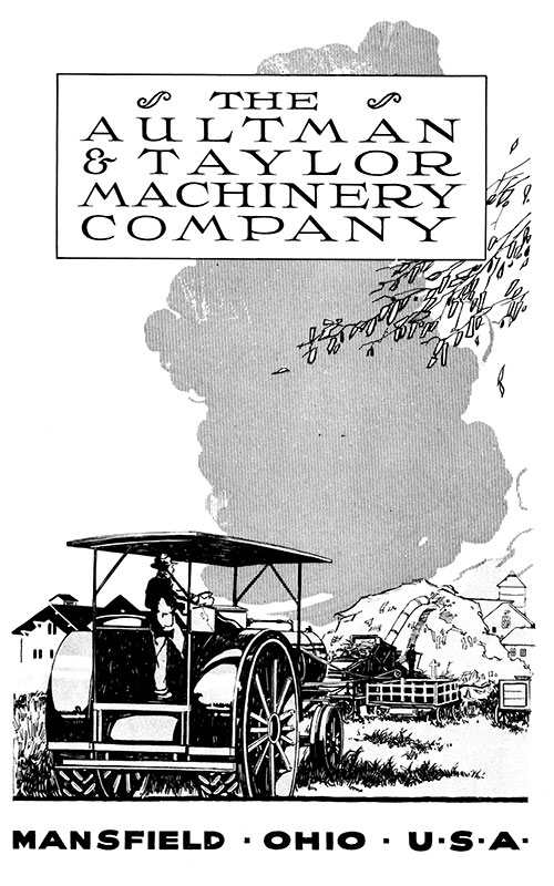 AULTMAN & TAYLOR MACHINERY COMPANY E-BOOK