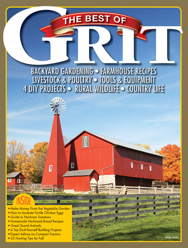 THE BEST OF GRIT WINTER 2015