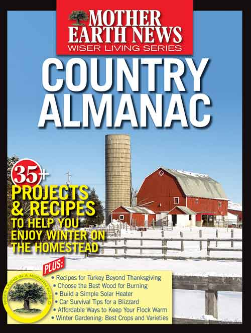 MOTHER EARTH NEWS COUNTRY ALMANAC