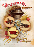 C. AULTMAN & CO. THRESHERS AND ENGINES, E-BOOK