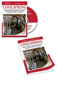 COOLSPRING MUSEUM BOOK & DVD PACKAGE
