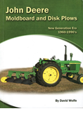 JOHN DEERE MOLDBOARD AND DISK PLOWS